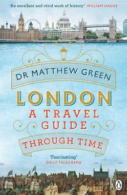 LONDON : A TRAVEL GUIDE THROUGH LONDON Paperback
