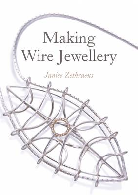 MAKING WIRE JEWELLERY  Paperback
