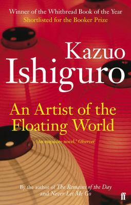 AN ARTIST OF THE FLOATING WORLD Paperback