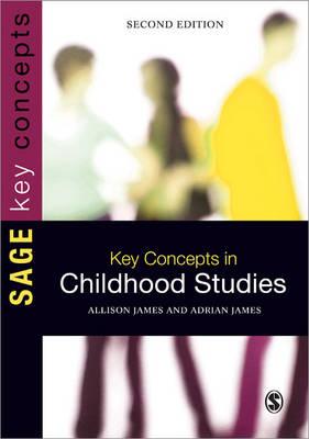 KEY CONCEPTS IN CHILDHOOD STUDIES Paperback