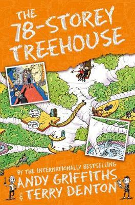 THE 78-STOREY TREEHOUSE Paperback