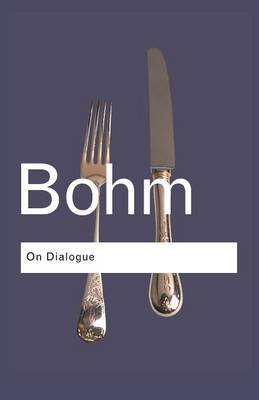 ON DIALOGUE  Paperback