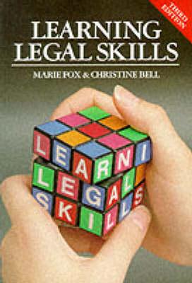 LEARNING LEGAL SKILLS 3RD ED Paperback
