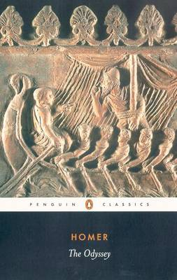 PENGUIN CLASSICS : THE ODYSSEY Paperback B FORMAT