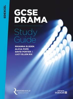 Edexcel GCSE DRAMA Study Guide Paperback