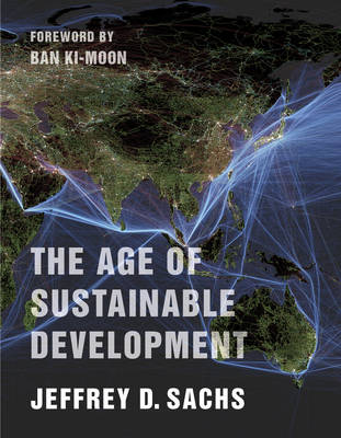 AGE OF SUSTAINABLE DEVELOPMENT  CLOTH BOOK