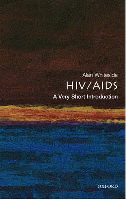 VERY SHORT INTRODUCTIONS : HIV/AIDS Paperback A FORMAT