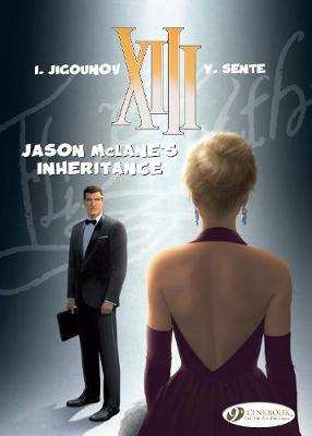 XIII vol.23 : JASON MCLANE'S INHERITANCE Paperback