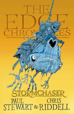 THE EDGE CHRONICLES 2: STORMCHASER THE TWIG SAGA Paperback B FORMAT