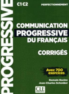 COMMUNICATION PROGRESSIVE DU FRANCAIS PERFECTIONNEMENT CORRIGES 2ND ED