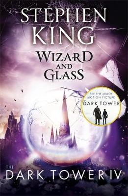 THE DARK TOWER 4: WIZARD AND GLASS Paperback A FORMAT