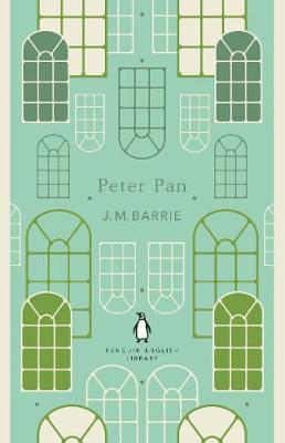 PENGUIN ENGLISH LIBRARY : PETER PAN  Paperback B