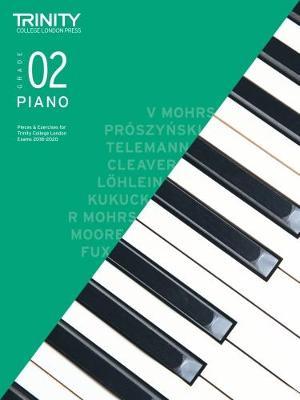 TRINITY COLLEGE LONDON PIANO EXAM & EXERCISES 2018 - 2020 GRADE 02