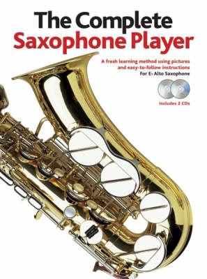 THE COMPLETE SAXOPHONE PLAYER Paperback