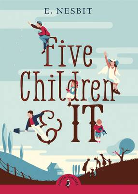 PUFFIN CLASSICS : FIVE CHILDREN AND IT Paperback A FORMAT