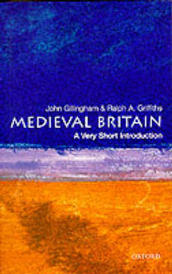 VERY SHORT INTRODUCTIONS : MEDIEVAL BRITAIN Paperback A FORMAT