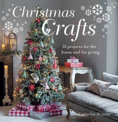 CHRISTMAS CRAFTS  Paperback