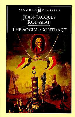 PENGUIN CLASSICS : THE SOCIAL CONTRACT -- SPECIAL PRICE -- Paperback B FORMAT