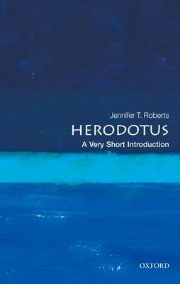 VERY SHORT INTRODUCTIONS : HERODOTUS Paperback A FORMAT