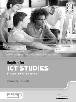 ENGLISH FOR ICT STUDIES Teacher's Book