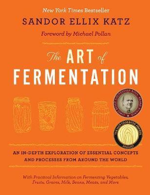 THE ART OF FERMENTATION  HC