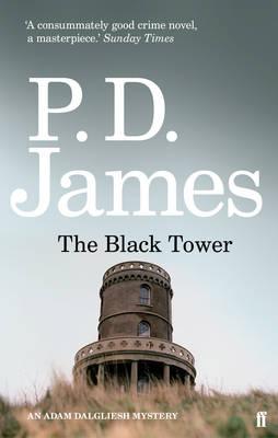 AN ADAM DALGLIESH MYSTERY : THE BLACK TOWER Paperback B FORMAT