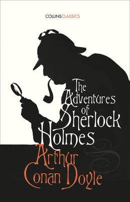 THE ADVENTURES OF SHERLOCK HOLMES  Paperback
