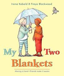 MY TWO BLANKETS  Paperback