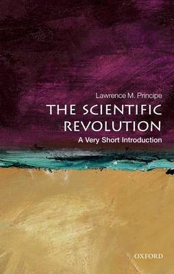VERY SHORT INTRODUCTIONS : SCIENTIFIC REVOLUTION Paperback A FORMAT