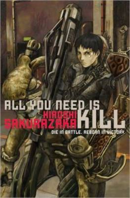 ALL YOU NEED IS KILL Paperback B FORMAT