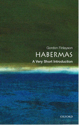 VERY SHORT INTRODUCTIONS : HABERMAS Paperback A FORMAT