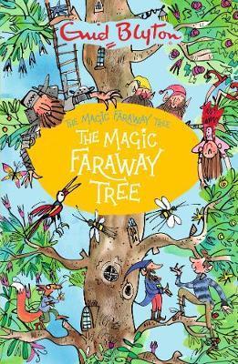 THE MAGIC FARAWAY TREE Paperback
