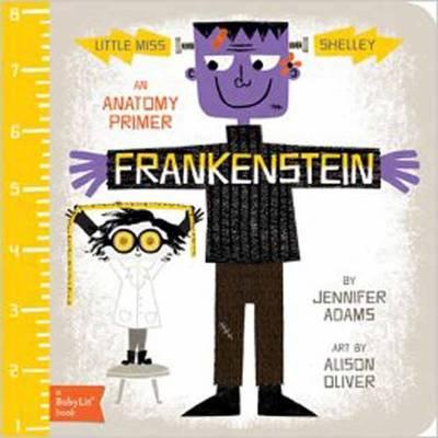 LITTLE MASTER SHELLEY: FRANKENSTEIN Paperback