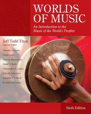 WORLDS OF MUSIC : AN INTRODUCTION TO THE MUSIC OF THE WORLD'S PEOPLES Paperback