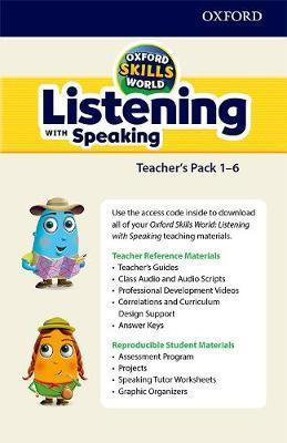 OXFORD SKILLS WORLD LISTENING & SPEAKING 5 TCHRS