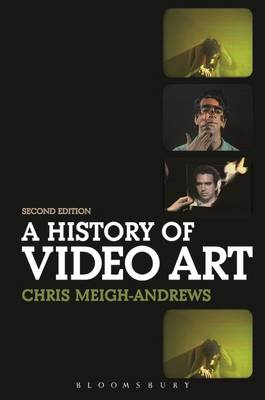 A HISTORY OF VIDEO ART  Paperback