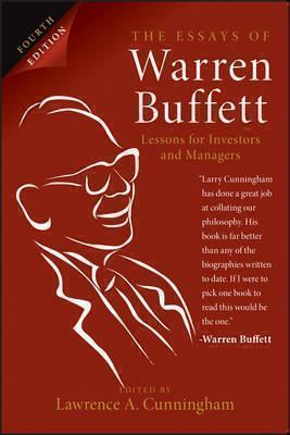 THE ESSAYS OF WARREN BUFFET Paperback