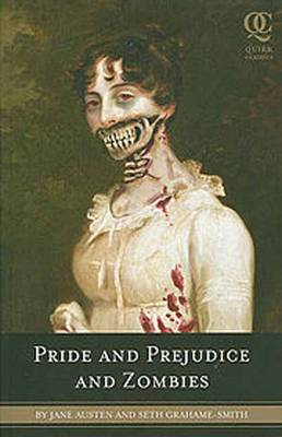 PRIDE AND PREJUDICE AND ZOMBIES Paperback B FORMAT