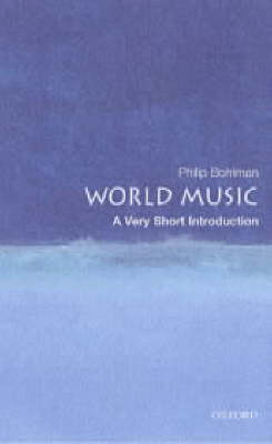 VERY SHORT INTRODUCTIONS : WORLD MUSIC Paperback A FORMAT