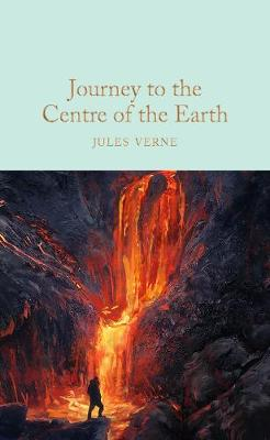 COLLECTOR'S LIBRARY : JOURNEY TO THE CENTRE OF THE EARTH  HC