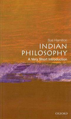 VERY SHORT INTRODUCTIONS : INDIAN PHILOSOPHY Paperback A FORMAT