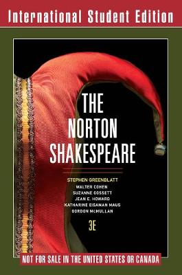 NORTON SHAKESPEARE 3RD ED Paperback