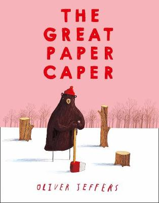 THE GREAT PAPER CAPER Paperback