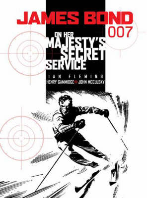 JAMES BOND : ON HER MAJESTY'S SECRET SERVICE Paperback