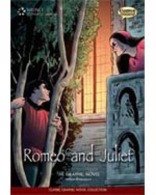 CLASSICAL COMICS : ROMEO AND JULIET THE ELT GRAPHIC NOVEL