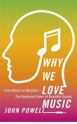 WHY WE LOVE MUSIC  HC