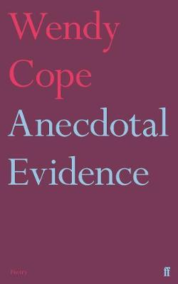 ANECDOTAL EVIDENCE  Paperback