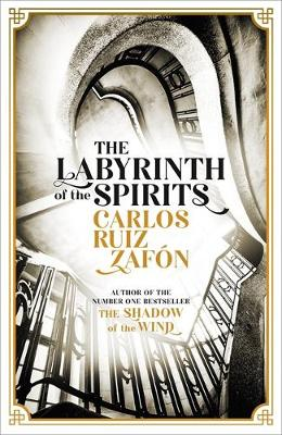 THE LABYRINTH OF THE SPIRITS Paperback