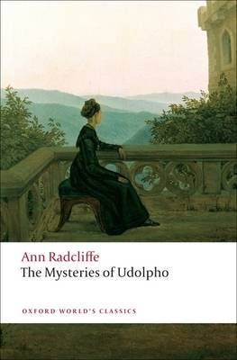 OXFORD WORLD CLASSICS : THE MYSTERIES OF UDOLPHO Paperback B FORMAT