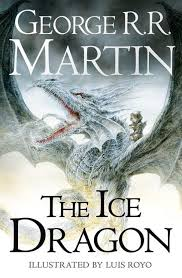 THE ICE DRAGON HC